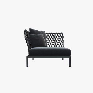 outdoor furniture 8 3D