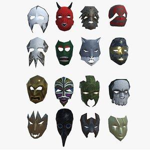 set masks model