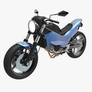 3D model Motorcycle Generic