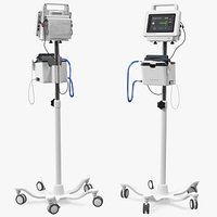 Spot Check Vital Signs Monitor with Stand