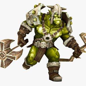 3D The Hulk