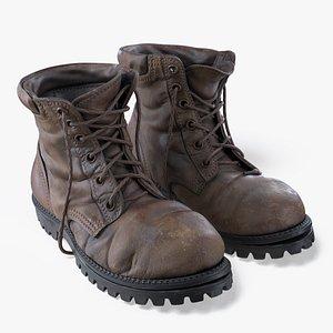 3D shoes old model