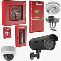 Large Security System Collection