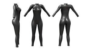 Full Body Suit 3D model