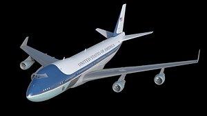 3D air force