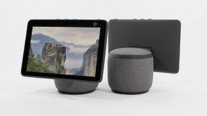 loudspeaker blender speakers 3D model