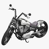 Harley Davidson Dyna Street Bob 2010
