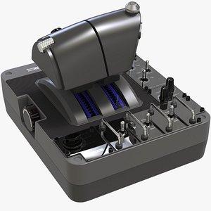 3D joystick simulator