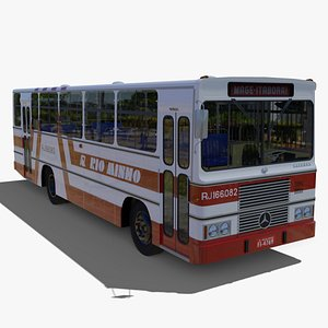 3D Ciferal Urbano MB LPO 1113 Rio Minho model