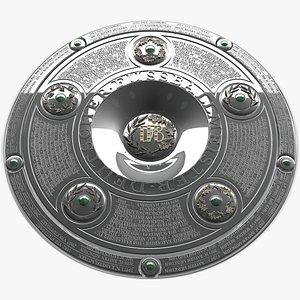 3D model BUNDESLIGA Champions Trophy L1521