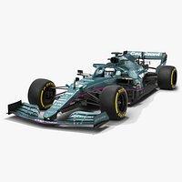 Aston Martin F1 Team 2021 Formula 1 AMR21