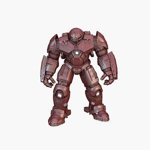 HulkBuster model