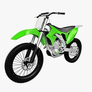 Cross Enduro Generic Motorcycle 3D