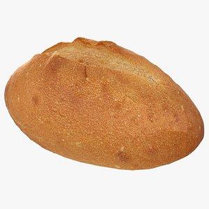 3D BreadRoll