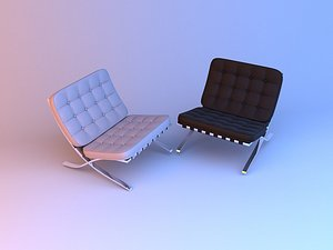 max barcelona chair