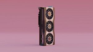 3D model RX 6900 XT