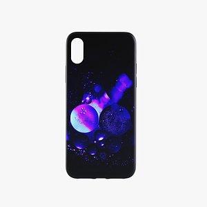3D iPhone XS Case 9