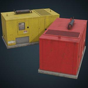 Generator 4B 3D