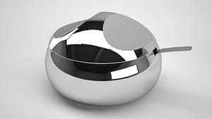 BEKKER  Sugar Bowl 3D model