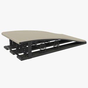 3D vault board