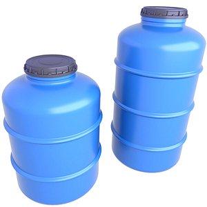 3D Plastic Water Tank 4