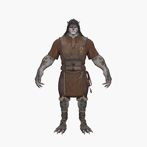 Werewolf model