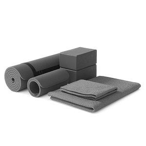 yoga set colors model