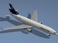 McDonell Douglas MD-11 F Lufthansa Cargo
