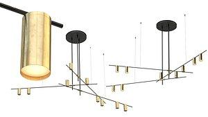 chandelier casa model