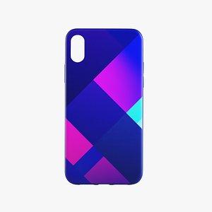 iPhone XR Case 6 3D model