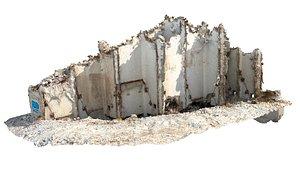 Destroyed Building1 model
