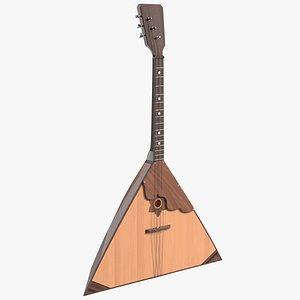 balalaika 3 strings model