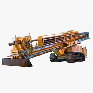 Rotary Drilling Rig PBR 3D