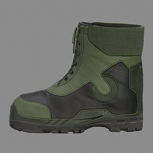 3D boot tactical