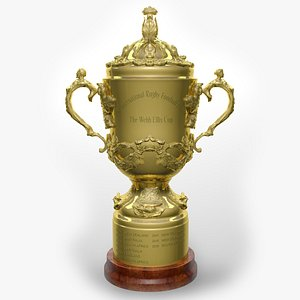 3D The Webb Ellis Cup L1523