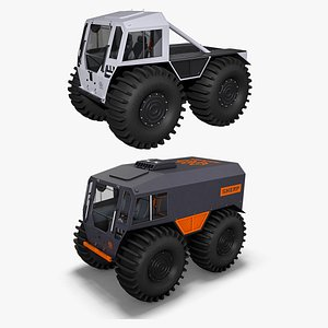 3D Sherp Collection