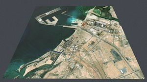 3D Cityscape EGA AlTaweelah Dubai United Arab Emirates