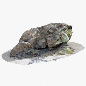 Rock 3D Scan 12 3D model