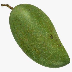 Green Mango 3D model