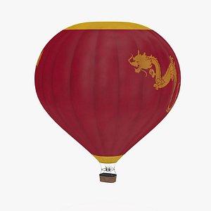 Air Ballon model
