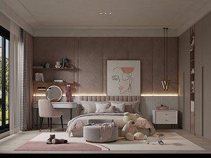Modern Style Bedroom - 508 model