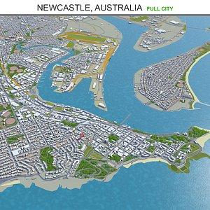 Newcastle Australia model