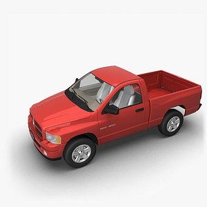 3D 2002 Dodge Ram Sport
