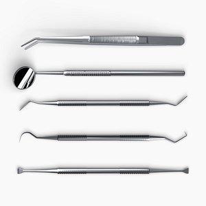 3D Dental instruments