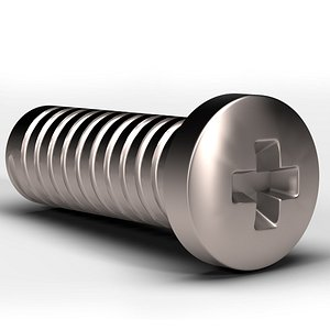screw hardware tool 3D