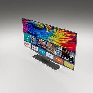 devices tv flatscreen 3D model