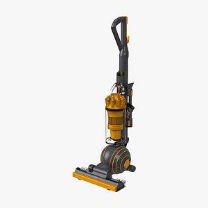 3D vacuum cleaner model