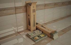 vinebox 3D model