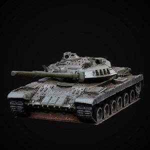 3D t-80 t-80ud