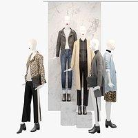 3D Showroomon Fashion Store 015